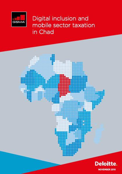 Digital inclusion and mobile sector taxation in Chad image