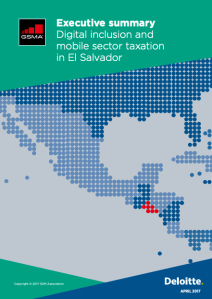 Digital Inclusion and Mobile Sector Taxation in El Salvador image