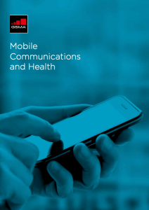 Mobile Communications and Health image