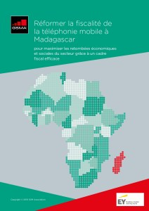 Reforming mobile sector taxation in Madagascar 2019 image