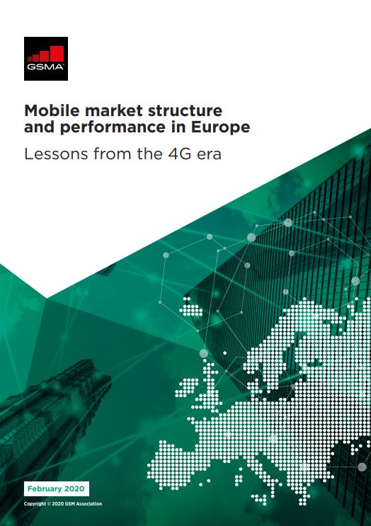 Mobile market structure and performance in Europe image
