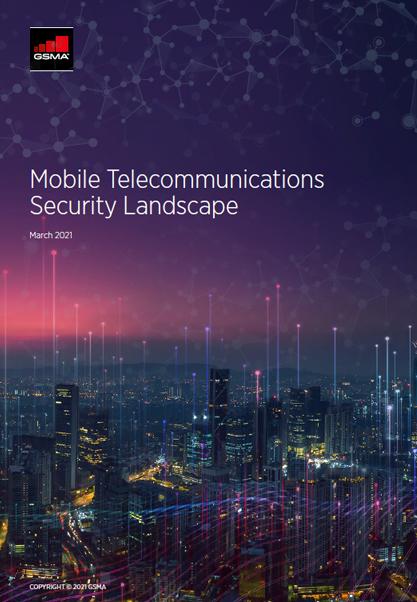 Mobile Telecommunications Security Landscape 2021 image