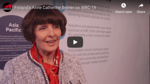 Finland's Anne-Catherine Berner on WRC-19
