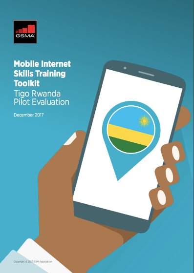 Mobile Internet Skills Training Toolkit: Tigo Rwanda Pilot Evaluation image