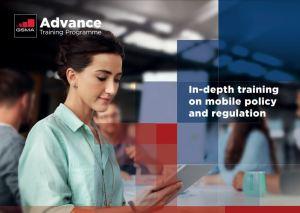 GSMA Advance Overview Leaflet image