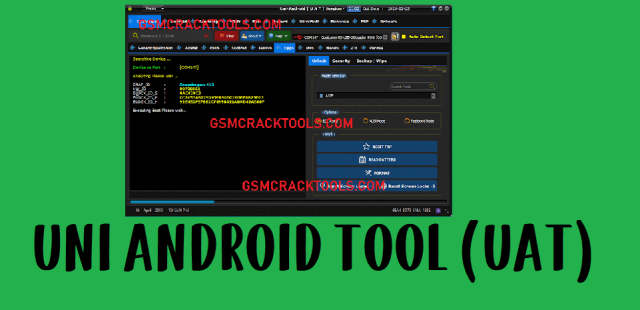 Uni-Android Tool [UAT] Version 21.02 Free Download