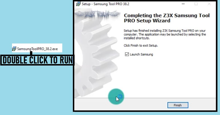 Z3X Samsung Tool PRO Latest Setup v39.2 Update Download