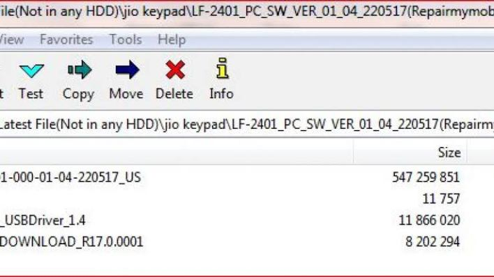 flash file lf 2401 download