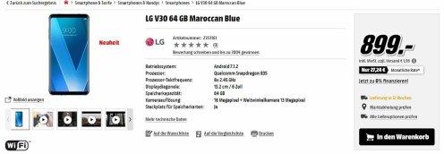 LG V30 w Media Markt