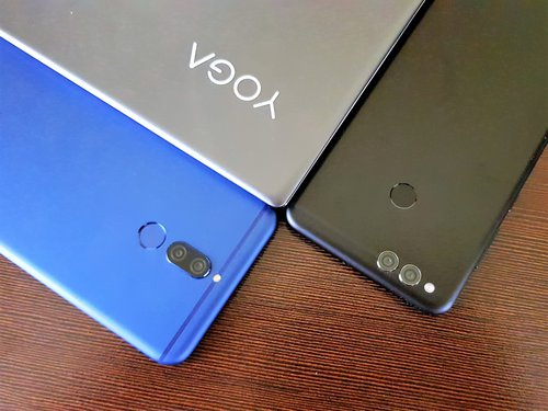 Honor 7X or Huawei Mate 10 lite? Which smartphone to buy