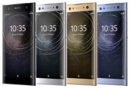 Sony Xperia XA2 Ultra / fot. Evan Blass