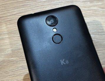 LG K8 (2018) / fot. gsmManiaKLG K10 (2018) / fot. gsmManiaK