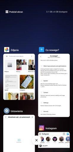 MIUI 10 na POCOPHONE F1/fot. gsmManiaK.pl