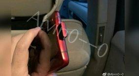 Flagowiec Redmi z wysuwanym aparatem / fot. Weibo