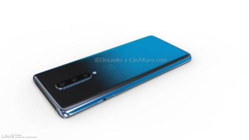 OnePlus 8/fot. OnLeaks&CashKaro