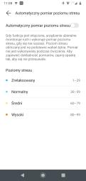 Huawei Zdrowie dostepne pomiary snu, tętna, stresu (2)