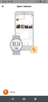 Xiaomi Amazfit GTS udostępnianie wyników (2)
