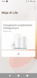Huawei Freebuds 3: aplikacja, ekran główny