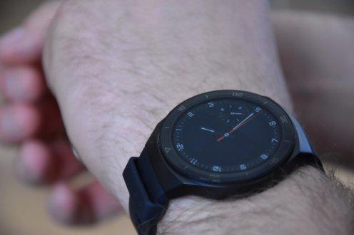 Huawei Watch GT 2e: przykładowe tarcze (4) / fot. techManiak