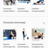 Samsung Health plany, treningi, informacje (4)