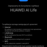 Aplikacja Huawei AI Life (1)