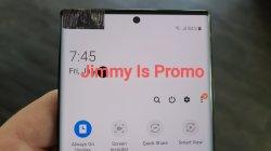 Samsung Galaxy Note 20 Ultra / fot. Jimmy Is Promo
