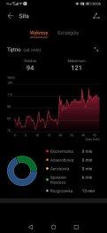 Huawei GT 2 Pro wyniki treningu siłowego (2)