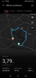 Huawei GT 2 Pro wyniki ze spaceru (1)