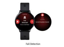 Nowa aktualizacja Samsunga Galaxy Watch Active 2 dodaje wykrywanie upadku/fot. Samsung