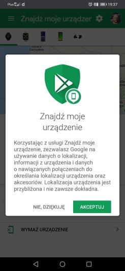 JBL Under Armour Flash X: Google też ich pilnuje! (2)
