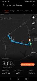 Honor GS Pro jakość GPS (1)