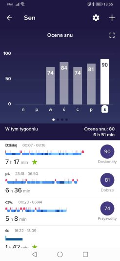 Fitbit analiza snu (1)