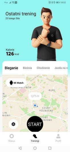 Xiaomi Wear główne ekrany (5)