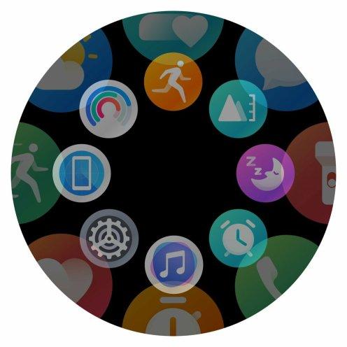 HarmonyOS na Huawei Watch 3