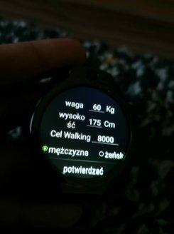 Rogbid Brave Pro: czytelność ekranu / fot. techManiaK