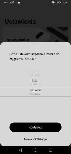 Aplikacja Sonos do zarządzania obrazem Symfonisk (6)