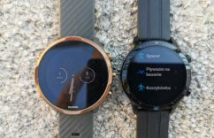 realme Watch S Pro vs. Suunto 7: rozmiary/ fot. techManiaK