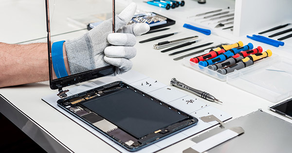 Tablet Reparatie