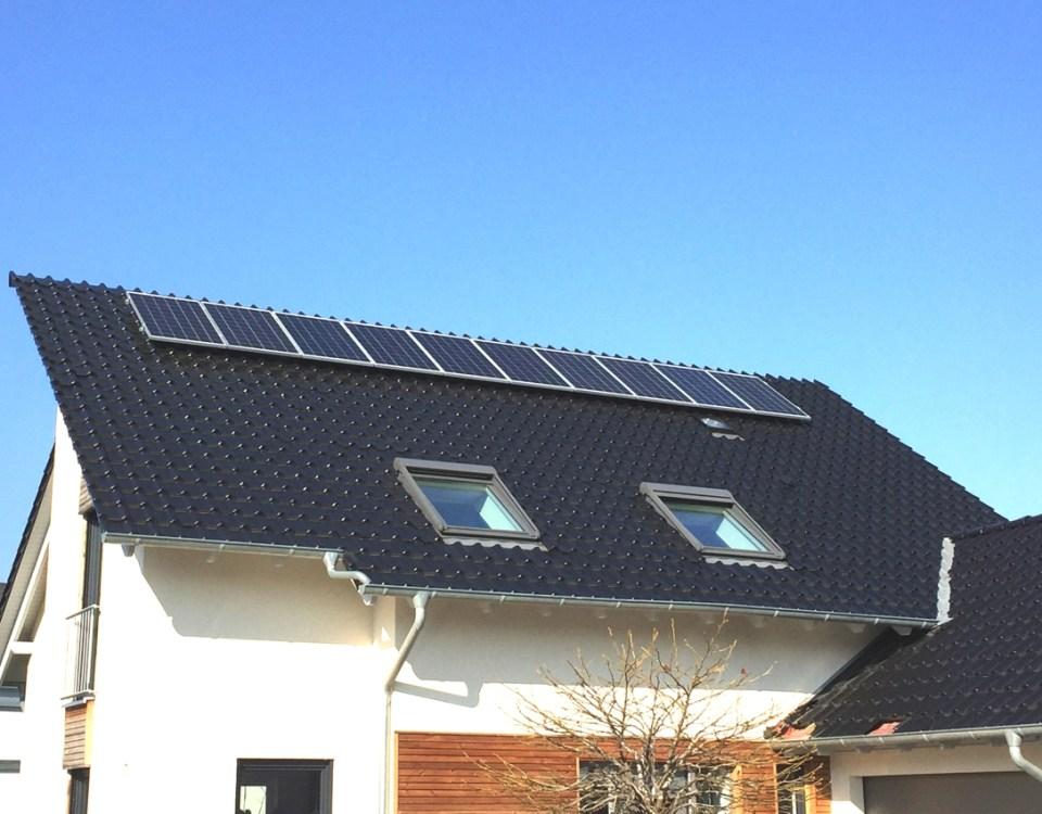 Solaranlagen Referenz Kamen