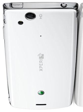SonyEricsson Xperia Arc S (LT18i) - Caracteristicas
