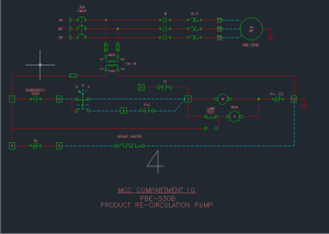 An Electrical Design Software for Automatic One Line
