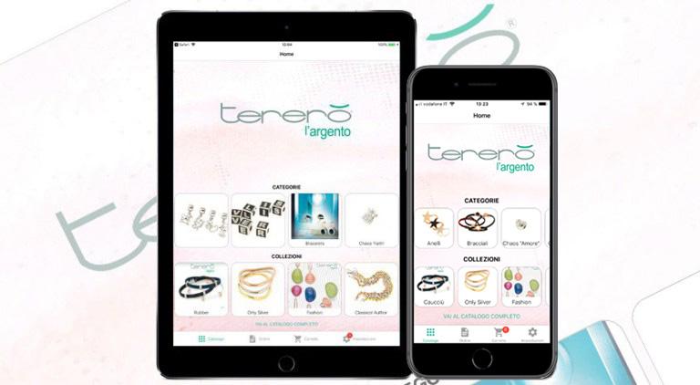 Realizzazione app iOS Sales Agent