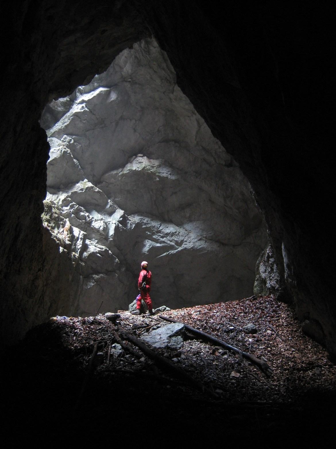 Grotta del Gufo - Monte Ciaurlèc