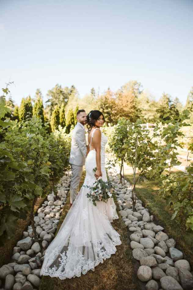 Delille Cellars Chateau Lill Wedding Winery