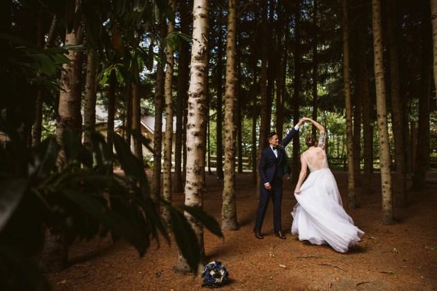 Woodland Meadow Farm Snohomish Wedding