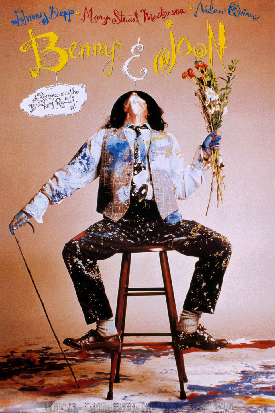 Image result for Benny and Joon 1993