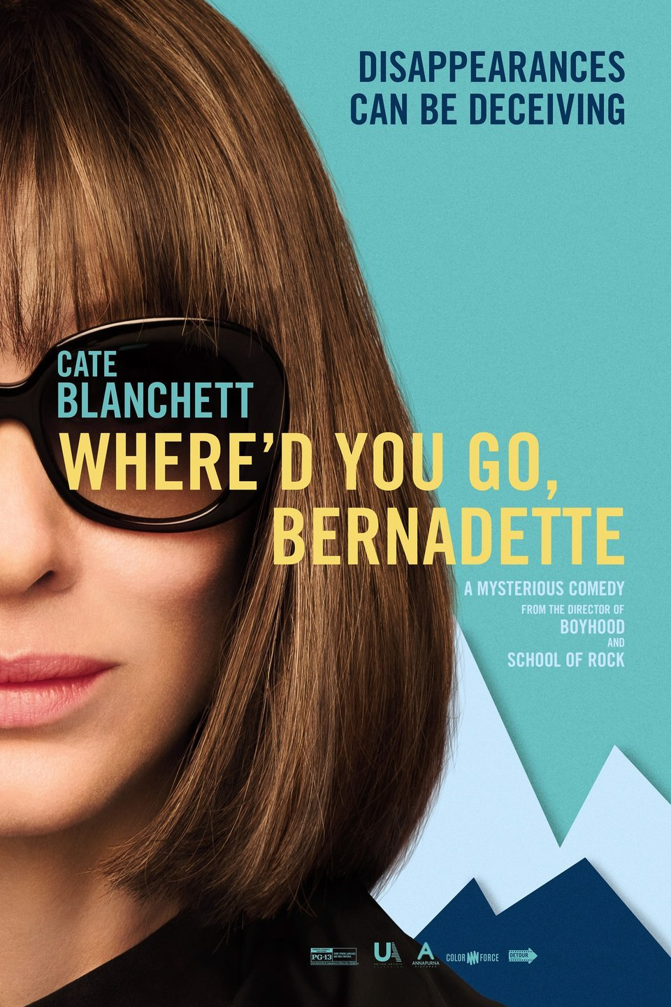 Image result for where'd you go bernadette