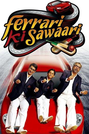 Ferrari Ki Sawaari 2012