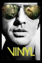 HBO's Vinyl poster