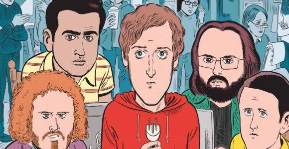 Silicon Valley Season 4 Episode 1 480p WEB-DL 100MB